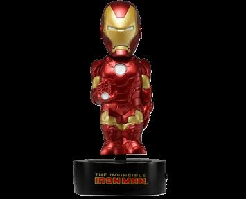 Фигурка NECA Marvel – Iron Man – на солнечной батарее (15 см)