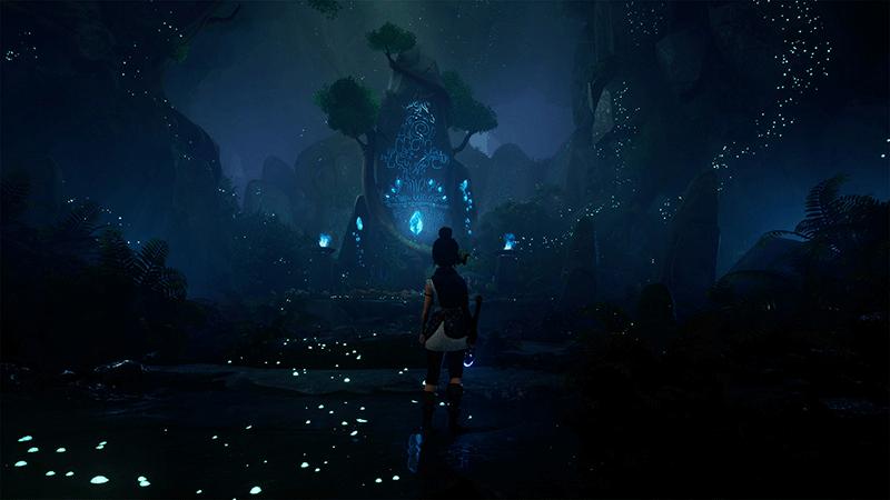 Kena Bridge Of The Spirits  PS5  дополнительное изображение 3