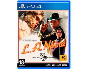L.A. Noire (Русская версия)(PS4)