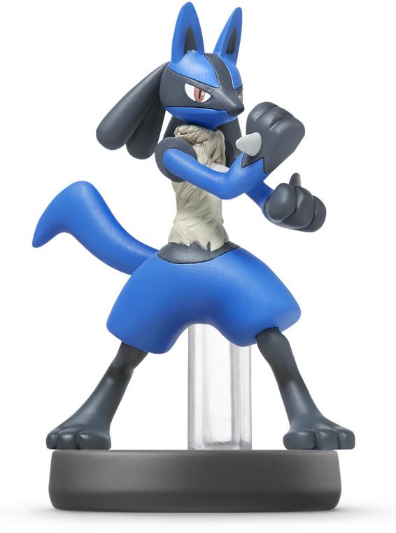 amiibo Lucario Super Smash Bros Коллекция дополнительное изображение 1
