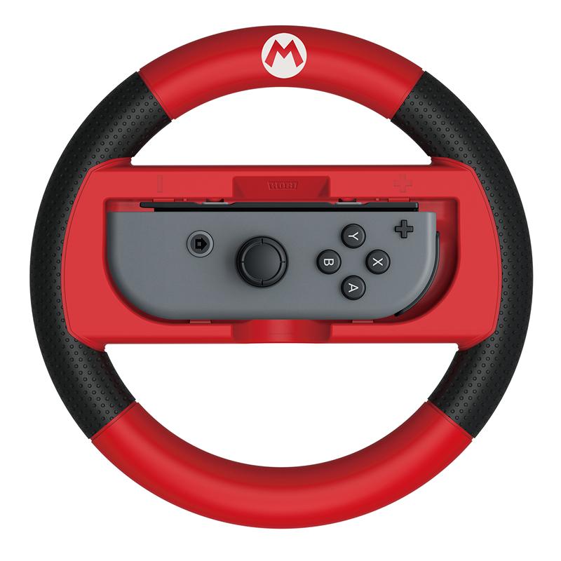 Руль Hori Mario  Nintendo Swith дополнительное изображение 1