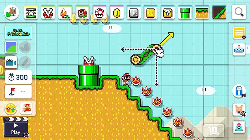 Super Mario Maker 2  Nintendo Switch дополнительное изображение 2
