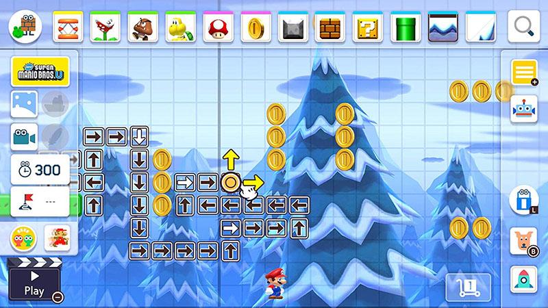 Super Mario Maker 2  Nintendo Switch дополнительное изображение 3