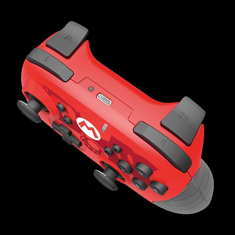 Геймпад Hori Wireless Horipad Mario  Nintendo Switch дополнительное изображение 1