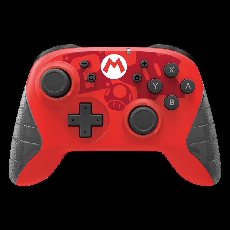 Геймпад Hori Wireless Horipad Mario  Nintendo Switch дополнительное изображение 3