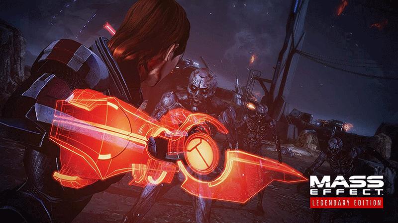 Mass Effect Legendary Edition  PS4  дополнительное изображение 1