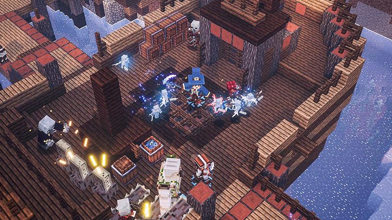 Minecraft Dungeons Hero Edition  Nintendo switch дополнительное изображение 3