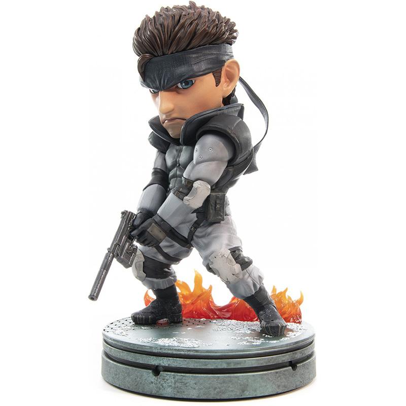 Metal Gear Solid - Solid Snake SD Statue  Standart Edition дополнительное изображение 2