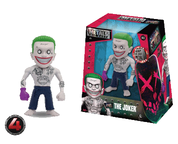 Фигурка DC Comics: Джокер – Отряд Самоубийц – Suicide Squad Joker (10 см)