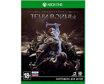 Middle-earth: Shadow of War [Тени войны](Русская версия)(Xbox One)