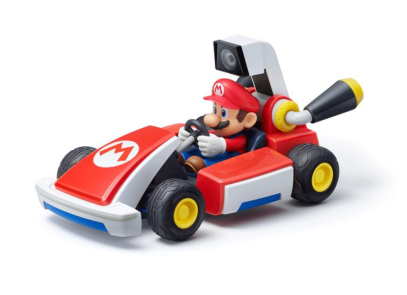 Mario Kart Live Home Circuit набор Mario  Nintendo Switch  дополнительное изображение 2