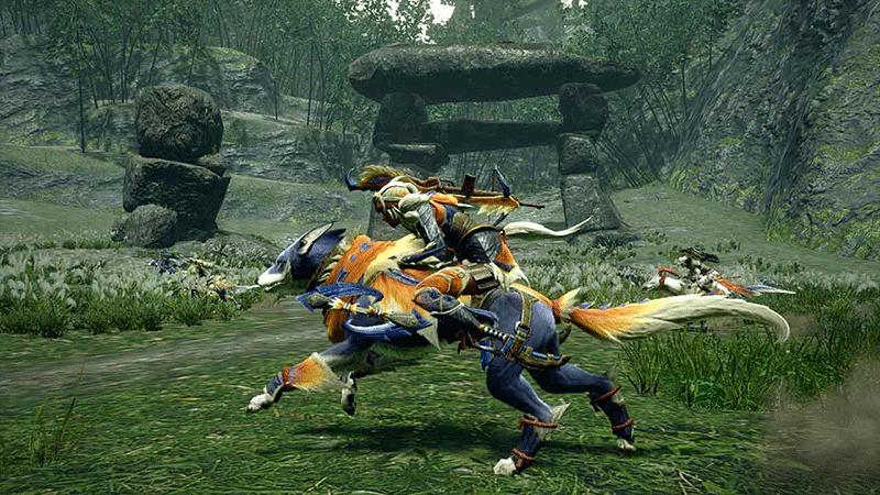 Monster Hunter Rise Collectors edition  Nintendo Switch дополнительное изображение 3