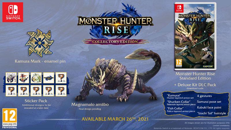 Monster Hunter Rise для Nintendo Switch во всей красе. изображение 1