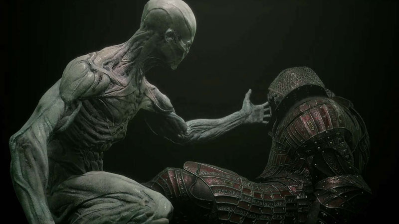 Mortal Shell Enhanced Edition Deluxe Set  PS5 дополнительное изображение 2