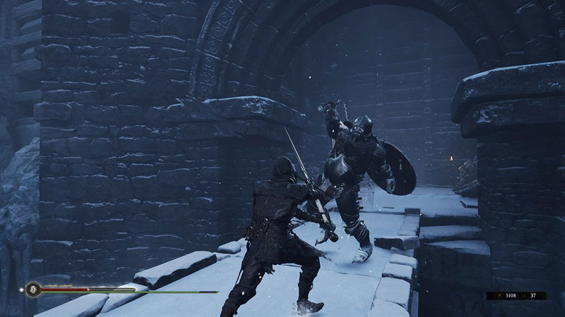 Mortal Shell Enhanced Edition Deluxe Set  PS5 дополнительное изображение 3