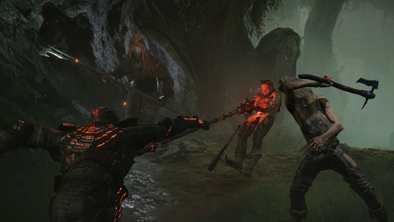 Mortal Shell Enhanced Edition Deluxe Set  PS5 дополнительное изображение 4