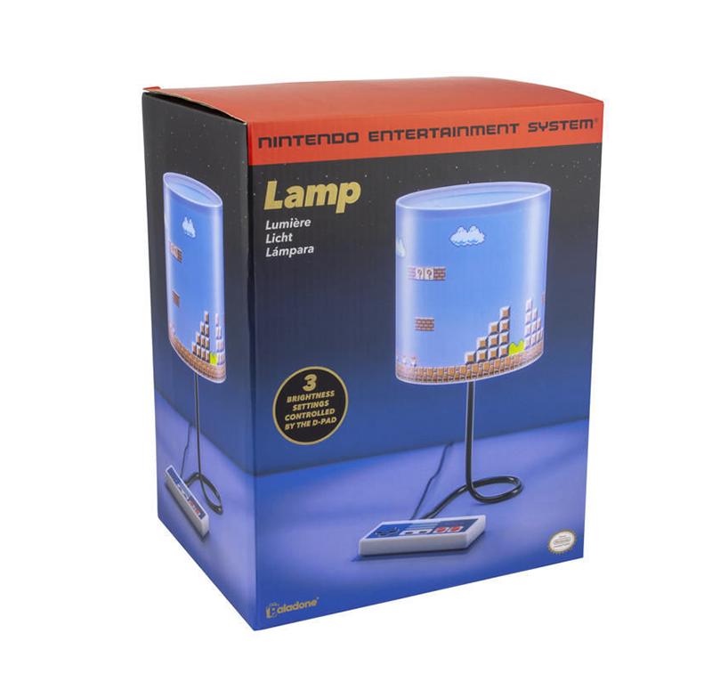 NES Lamp Paladone дополнительное изображение 2