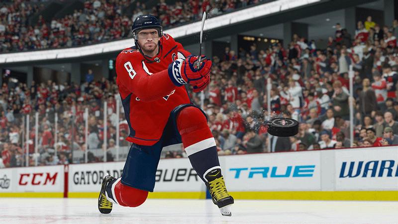 NHL 21  PS4 дополнительное изображение 1