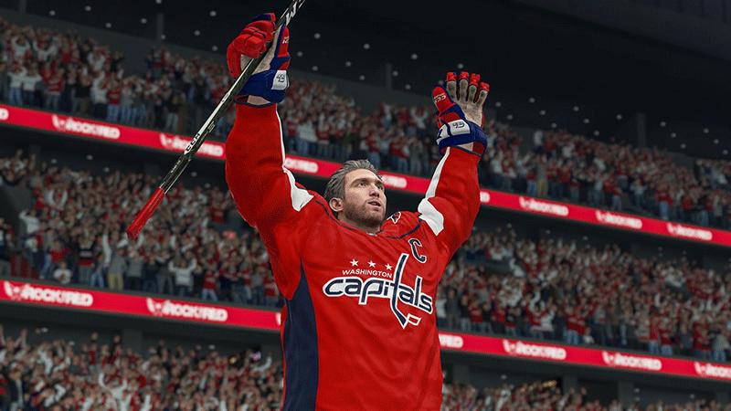 NHL 21  PS4 дополнительное изображение 2