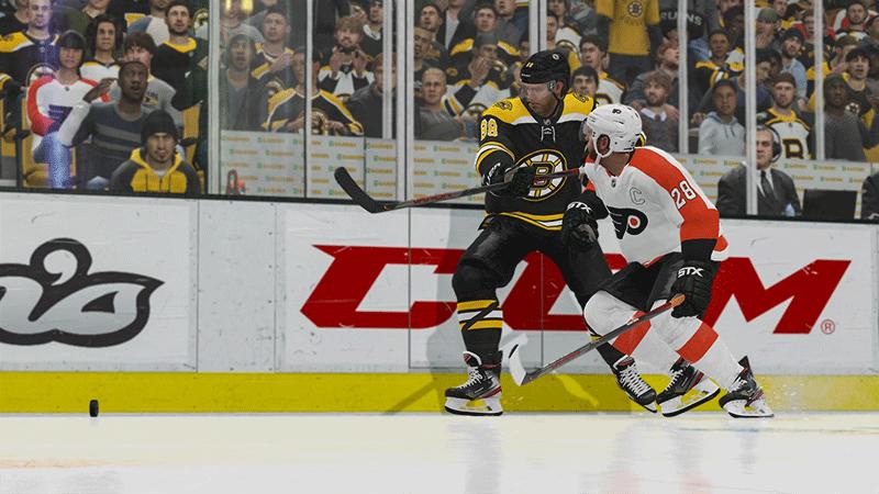 NHL 21  PS4 дополнительное изображение 3