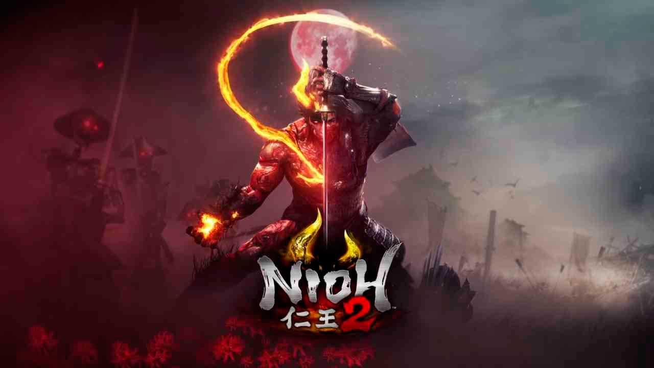 NIoh 2 в наличии с 13 марта ! Эксклюзивно для Playstation 4