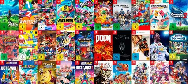 Nintendo Switch Обзор изображение 1