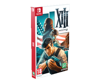 XIII - Limited Edition (Nintendo Switch) ПРЕДЗАКАЗ!
