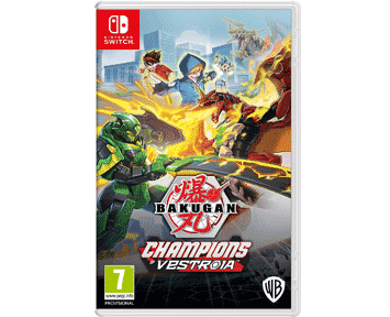Bakugan: Champions of Vestroia (Nintendo Switch)