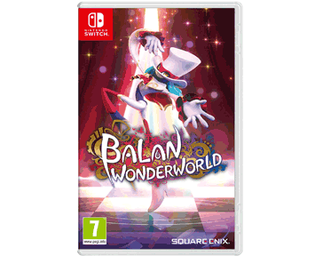 Balan Wonderworld (Русская версия)(Nintendo Switch) ПРЕДЗАКАЗ!