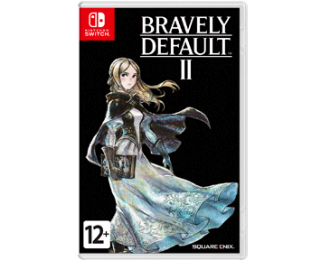 Bravely Default II (Nintendo Switch) ПРЕДЗАКАЗ!