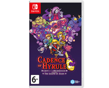 Cadence of Hyrule: Crypt of the NecroDancer (Nintendo Switch) ПРЕДЗАКАЗ!