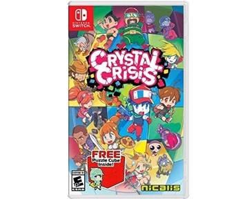 Crystal Crisis Launch Edition (Nintendo Switch)