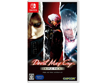Devil May Cry Triple Pack [JAP](Nintendo Switch)