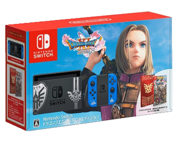 Nintendo Switch Dragon Quest XI S Loto Limited Edition [JAPAN]