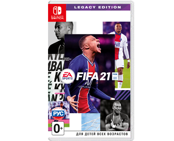 FIFA 21 (Русская версия)(Nintedo Switch)