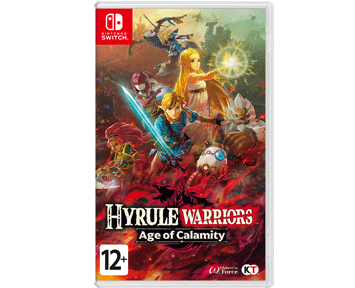 Hyrule Warriors: Age of Calamity (Nintendo Switch) ПРЕДЗАКАЗ!