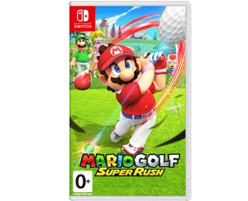 Mario Golf: Super Rush (Русская версия)(Nintendo Switch) ПРЕДЗАКАЗ!