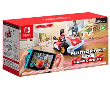 Mario Kart Live: Home Circuit набор Mario (Nintendo Switch)