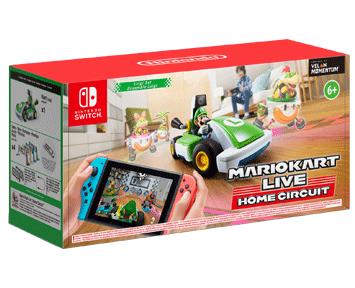 Mario Kart Live: Home Circuit набор Luigi (Nintendo Switch) ПРЕДЗАКАЗ!