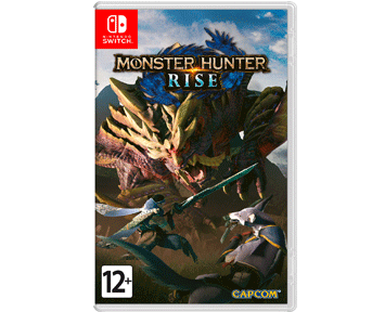Monster Hunter Rise (Русская версия)(Nintendo Switch) ПРЕДЗАКАЗ!