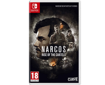 Narcos: Rise of the Cartels (Русская версия)(Nintendo Switch)