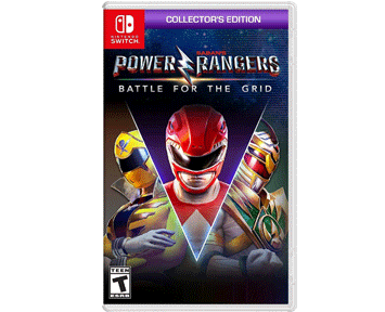 Power Rangers: Battle for the Grid Collector's Edition (Nintedno Switch)