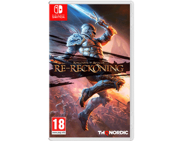 Kingdoms of Amalur Re-Reckoning (Русская версия)(Nintendo Switch)