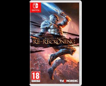 Kingdoms of Amalur Re-Reckoning (Русская версия)(Nintendo Switch) ПРЕДЗАКАЗ!