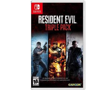 Resident Evil Triple Pack [USA](Nintendo Switch)