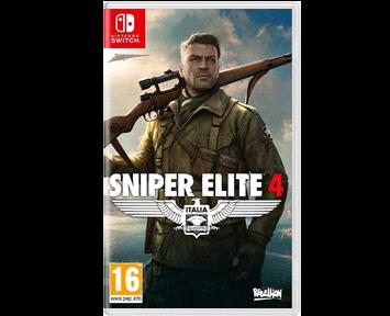 Sniper Elite 4 (Русская версия)(Nintendo Switch)