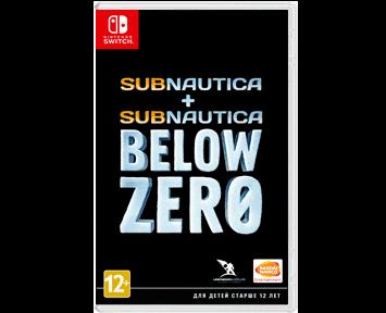 Subnautica + Subnautica: Below Zero (Русская версия)(Nintendo Switch) ПРЕДЗАКАЗ!