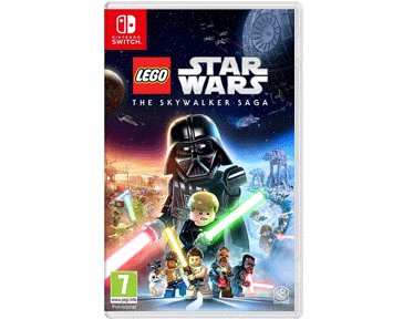 Lego Star Wars: The Skywalker Saga (Русская версия)(Nintendo Switch) ПРЕДЗАКАЗ!