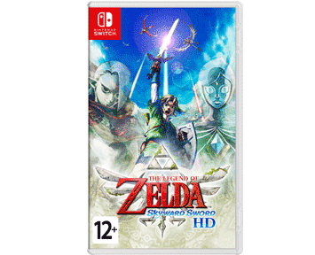 Legend of Zelda: Skyward Sword HD (Русская версия)(Nintendo Switch) ПРЕДЗАКАЗ!