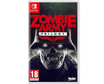 Zombie Army Trilogy [Русская/Engl.vers.](Nintendo Switch)